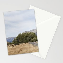 New Zealand country side Stationery Cards