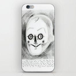 Mr S. iPhone Skin