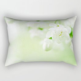 GREEN SPRING Rectangular Pillow