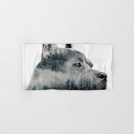 American Staffordshire Terrier - Amstaff Hand & Bath Towel