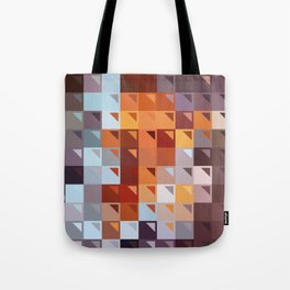 Sophistication of Color Tote Bag
