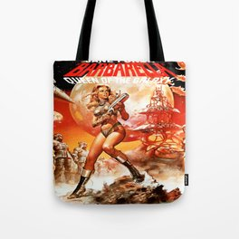 Queen Of The Galaxy Tote Bag