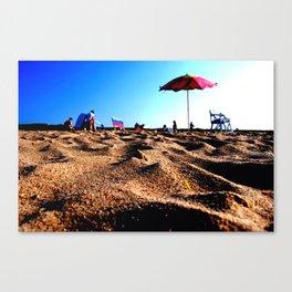 Beach Vibes Canvas Print