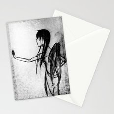 Dirtied Angel Stationery Cards