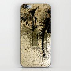 Peanut Allergy iPhone & iPod Skin