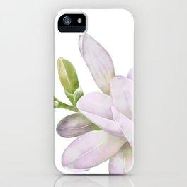 Fresia iPhone Case