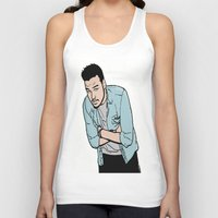 liam payne Tank Tops featuring Liam Payne by 90's Class