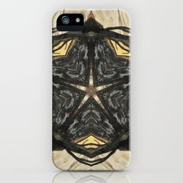 Magic // Witch Witchcraft Star Pentagram Pentacle Wicca Sacred Symbol Protection Energy Magical iPhone Case