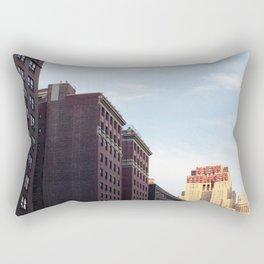 New Yorker Rectangular Pillow