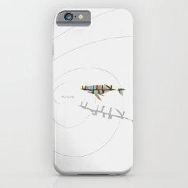 True Places Whale iPhone Case