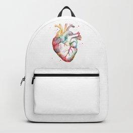 Human Heart Backpack