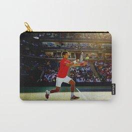 Novak Djokovic Tennis Carry-All Pouch