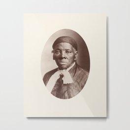 Harriet Tubman Albumen Print Metal Print