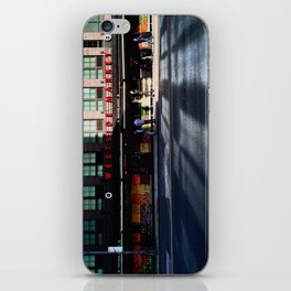 Westside Market Morning Reflection iPhone Skin