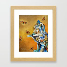 N'kai Framed Art Print