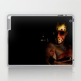 he's a mummy's boy really Laptop & iPad Skin