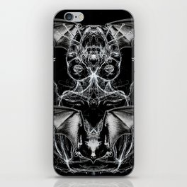 Bat Dutchess iPhone Skin