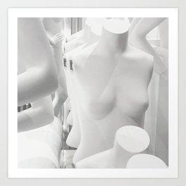 Uniform Art Print
