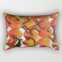 Fight Fibro Rectangular Pillow