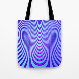 Blurple Tote Bag