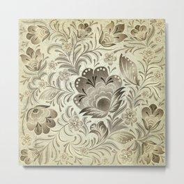 Shabby flowers #5 Metal Print
