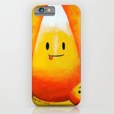 Candy Corn Family iPhone 6s Slim Case