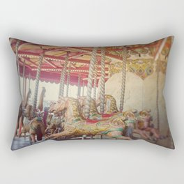Nostalgic Memories Rectangular Pillow