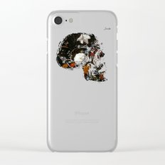 Vanity IX Jacob's 1968 Agency Paris Urban Fashion Clear iPhone Case