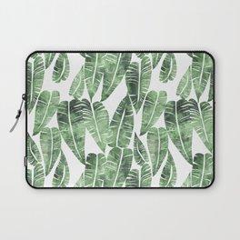 Island Goddess Leaf Green Laptop Sleeve