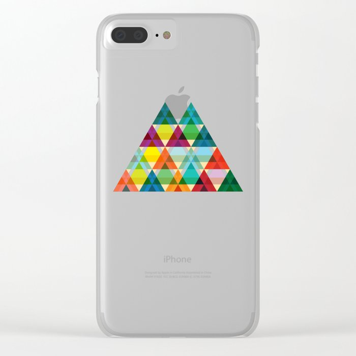Tryangl Clear iPhone Case