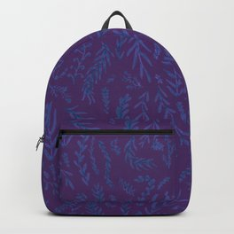 Leaves A Bunch Backpack