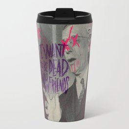 EVERY TIME I DIE Travel Mug