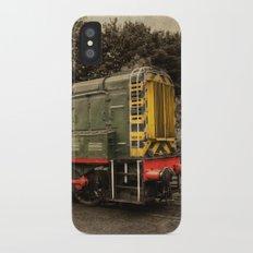 Severn Valley Gronk iPhone X Slim Case