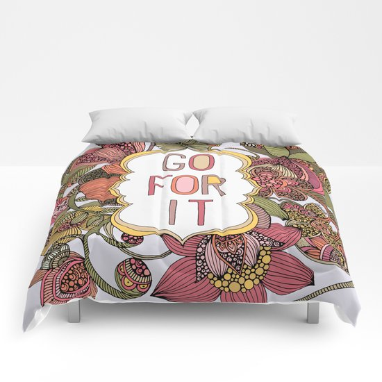 Go for it Comforters