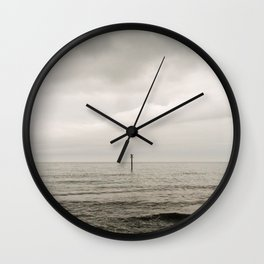 Killiney Beach Bird Watch Wall Clock