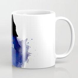 Dr.Who, Art, Design, Dr. Who Art, BadWolf, Bad Wolf Coffee Mug