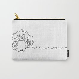 Unravel Carry-All Pouch