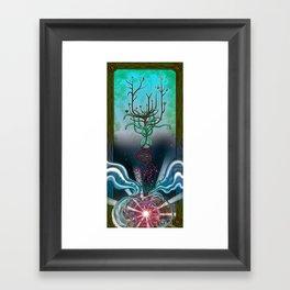 Abiogenesis Framed Art Print