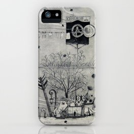 Wonderland of the Small  iPhone Case