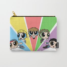 Powerpuff!Direction Carry-All Pouch