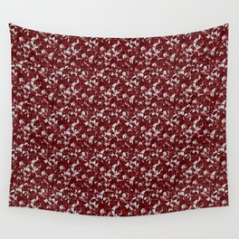 Ruby Nights Wall Tapestry
