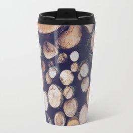 firewood no. 1 Travel Mug