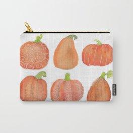 Pumpkins, pumpkins, pumpkins Carry-All Pouch