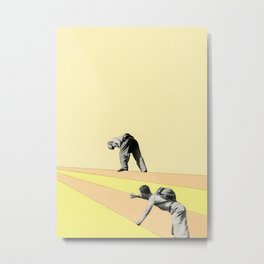 Mountaineers Metal Print