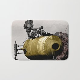 The Thing, Astoria, Oregon Bath Mat