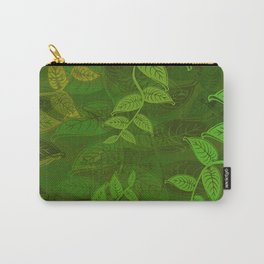 Trailing Green Carry-All Pouch