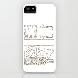 Wine Sayings Gifts for Wine Lovers iPhone Case
