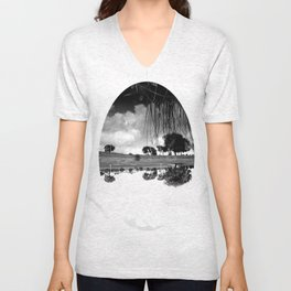 what is reflection? Unisex V-Neck
