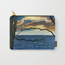 Nature's Framework - Magical New York Carry-All Pouch