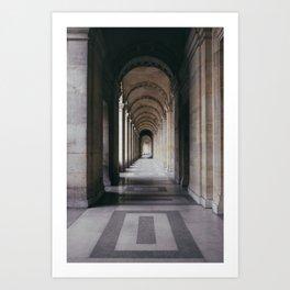 Paris 31 Art Print